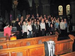 2015 Chorfahrt & Konzert Uden