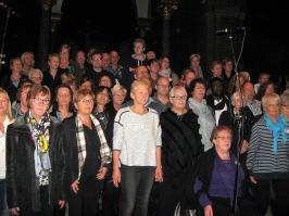 Bilder von der Chorfahrt & Konzert mit Gospelkoor Adaja aus Uden_1