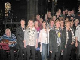 Bilder von der Chorfahrt & Konzert mit Gospelkoor Adaja aus Uden_2