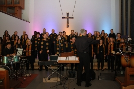 Gospelkonzert am 21.02.2015 Lipperbruch_1