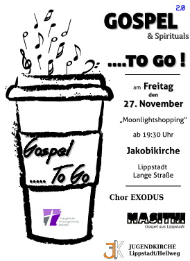 Gospel To Go Plakat 2015 b 274x375
