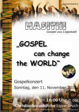 Masithi Plakat Konzert 11Nov12 160x224